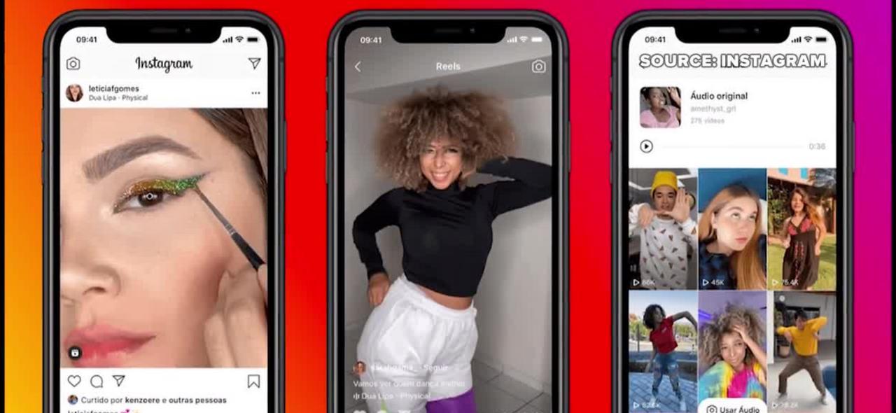Instagram launches copy-cat TikTok