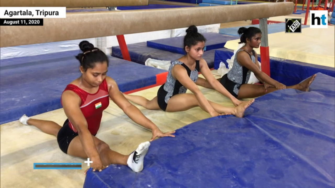 Covid: Gymnast Dipa Karmakar resumes training after 5 months