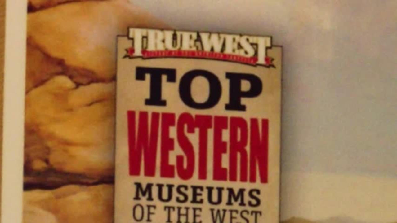 Pony Express Museum recognition (8-14-20)