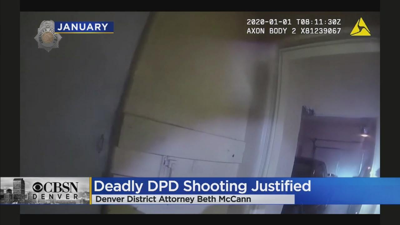 Denver Distirct Attorney Has Said Deadly DPD Shooting Was Justified