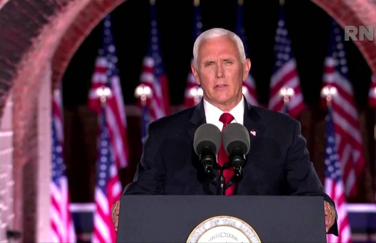 Pence slams Biden for saying U.S. is in 'season of darkness'