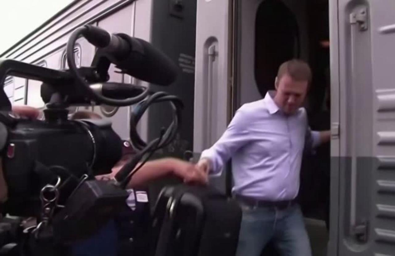 Russian prosecutors: Navalny not victim of crime