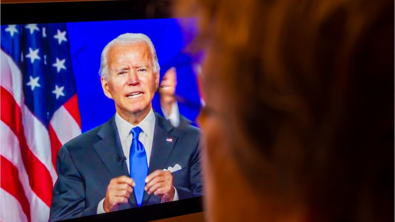 Biden Says Trump And Associates Are Rooting For Violence