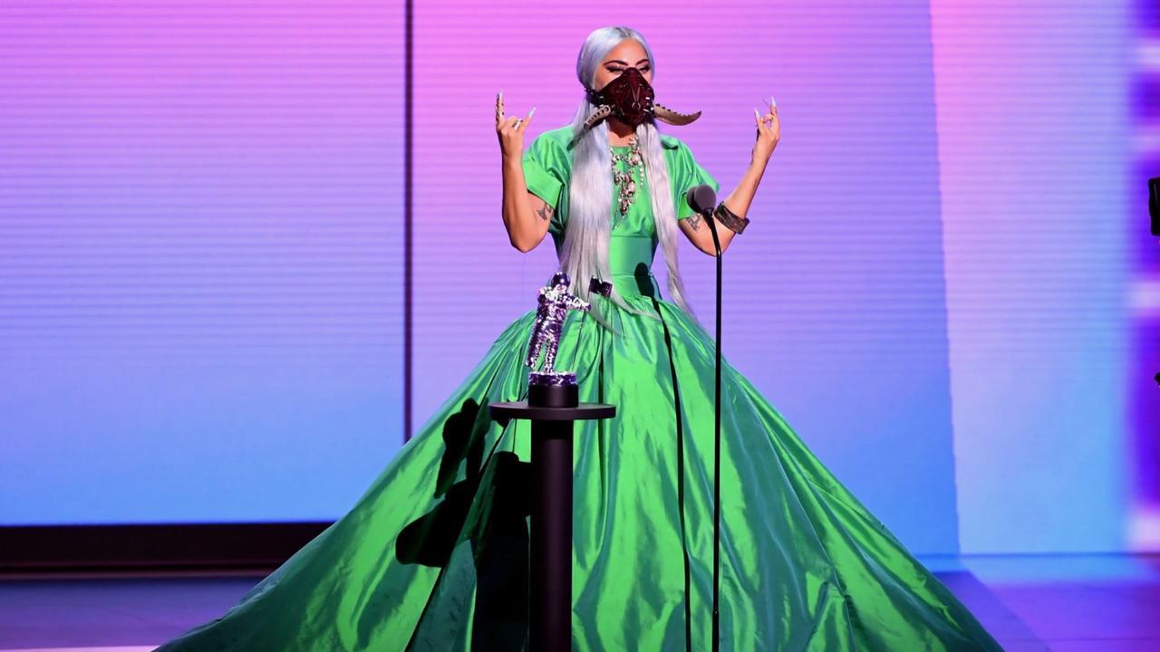 Lady Gaga rules MTV Video Music Awards