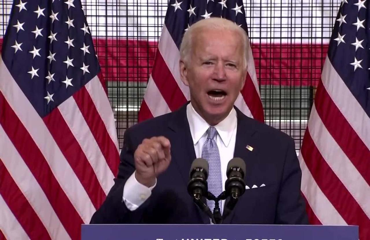 Biden: Violence 'getting worse' in Trump's America