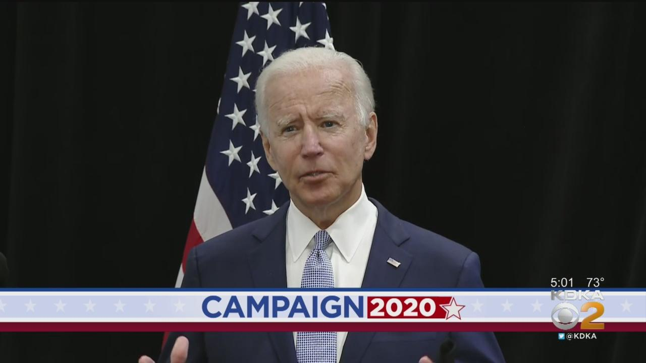 Joe Biden Condemns Rioting, Blames Violence On President Trump