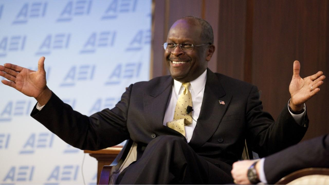 No, No, No! Herman Cain Is Tweeting From Beyond The Grave