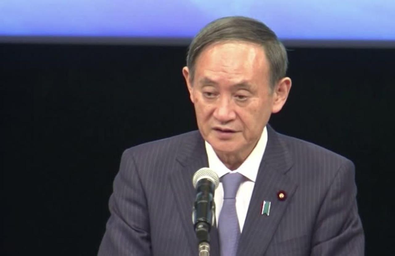 Japan's ruling party backs Suga as next PM