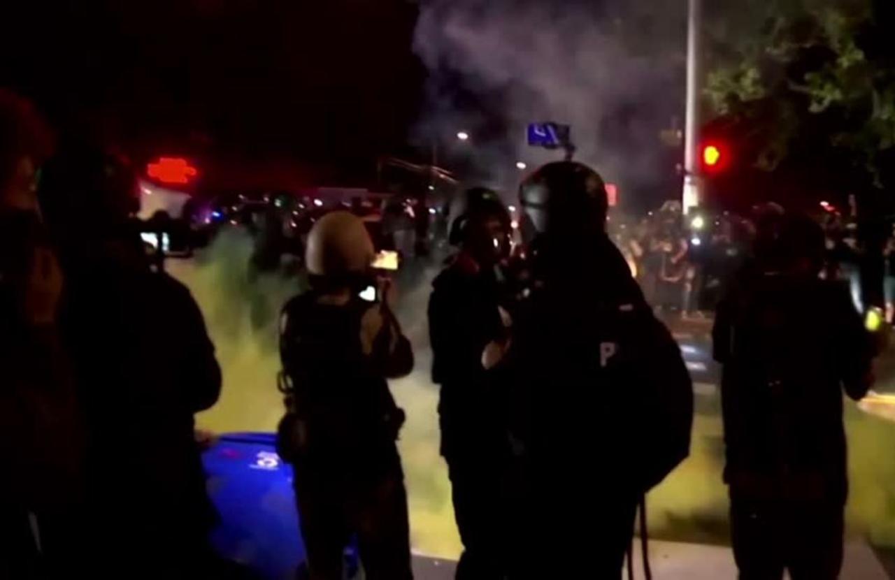 100 days since Portland uprising, more U.S. unrest