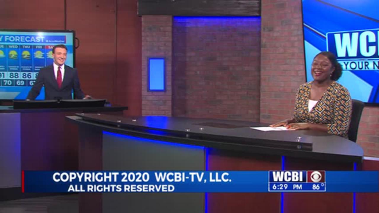 WCBI News at Six - SATURDAY, SEPTEMBER 5TH, 20202