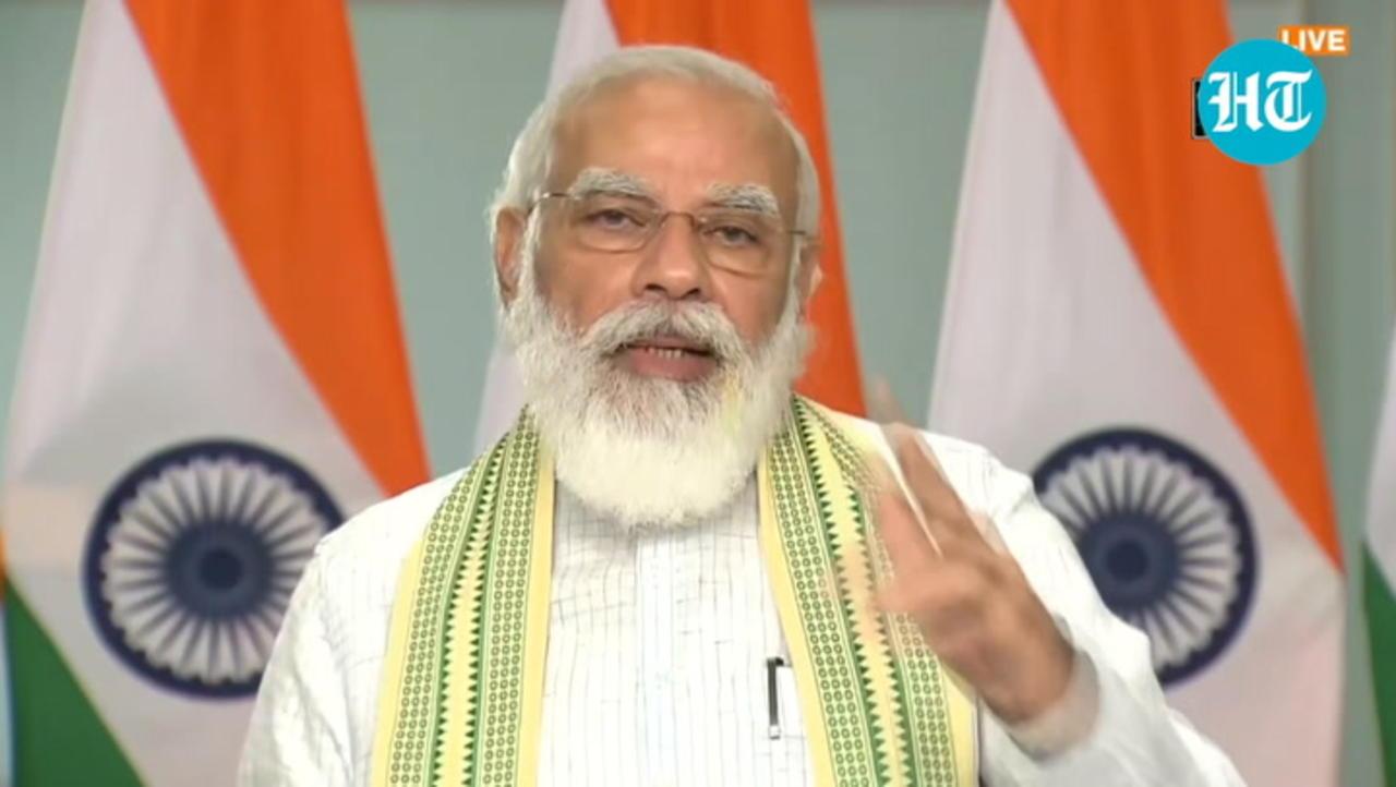 'Over Rs 20,000 crore will be spent on Matsya Sampada Yojana': PM Modi