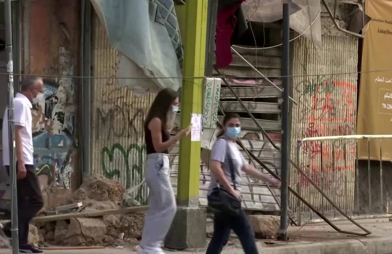 Music tribute resonates across Beirut