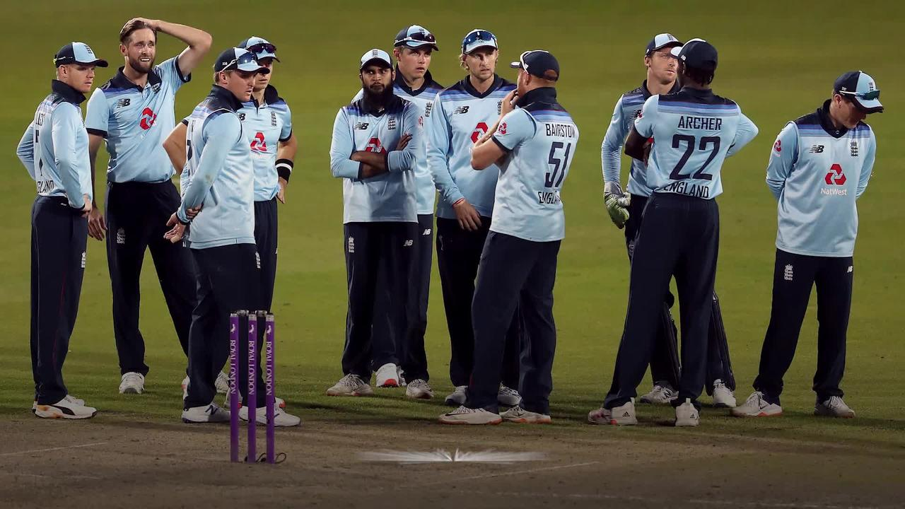 Eoin Morgan praises bowling unit after England beat Australia