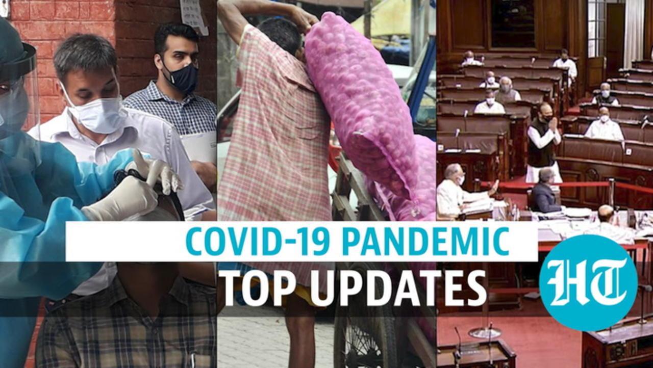 Covid update: 1,500 crore vaccine doses; onion export ban; Oct-Nov warning