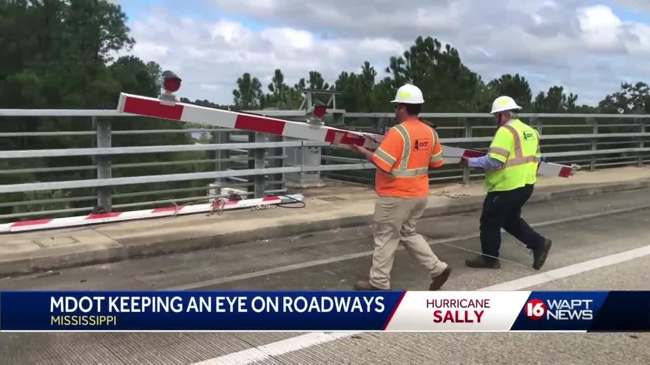 MDOT crews on standby for Hurricane Sally - One News Page ...Hurricane Sally