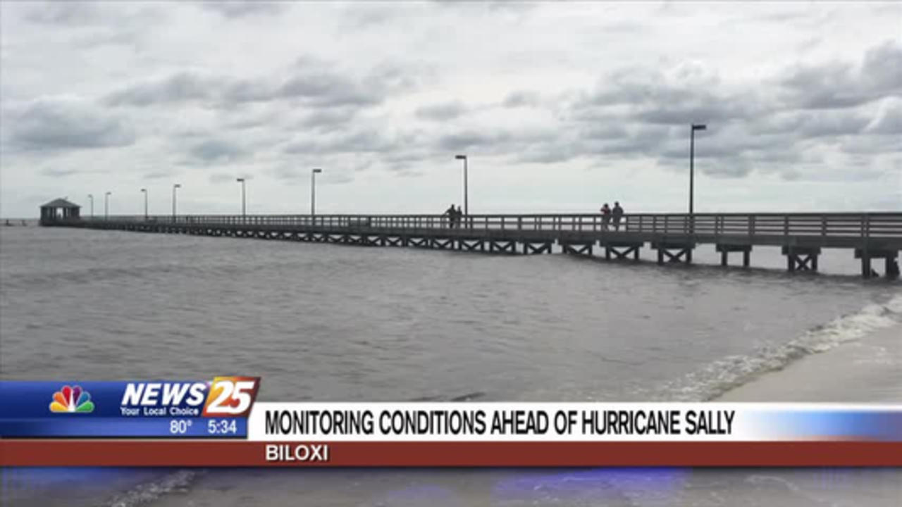 Monitoring conditions ahead of Hurricane Sally - One News ...Hurricane Sally