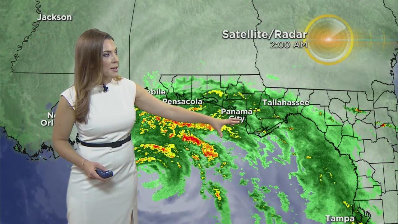 Hurricane Sally Inching Toward Northern Gulf - One News ...Hurricane Sally