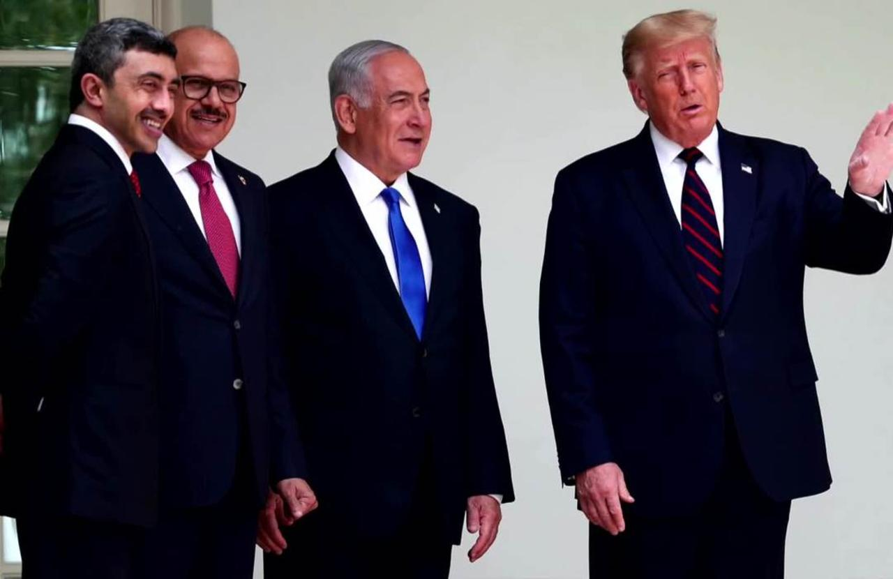 UAE, Bahrain sign deal with Israel at White House