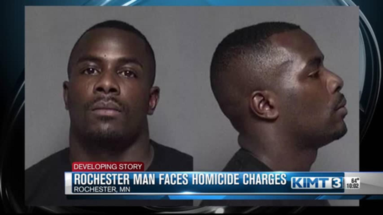 Rochester Man Faces Murder Charges