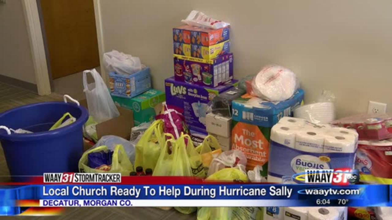 Local Church Ready to Help During Hurricane Sally - newsR ...Hurricane Sally