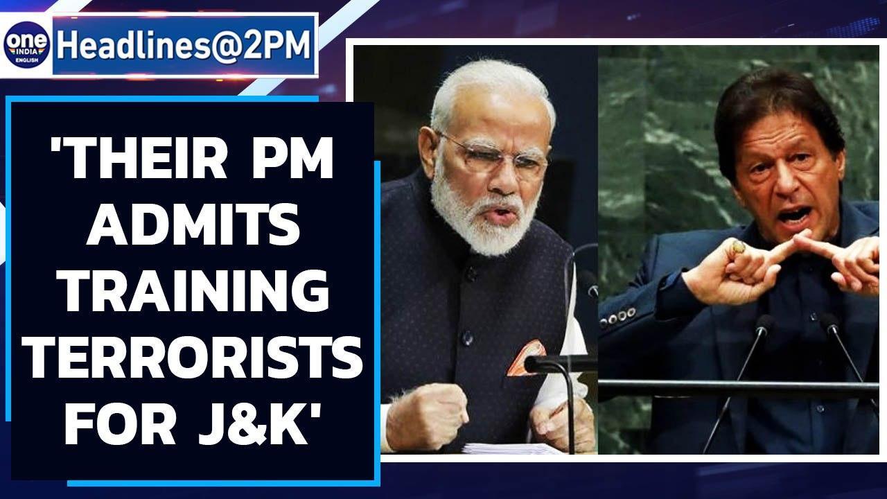 India describes Pakistan as an epicentre of terrorism   Oneindia News