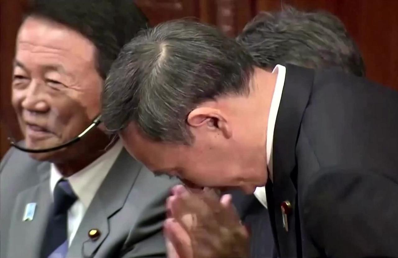 Suga takes the reins from Abe as new PM