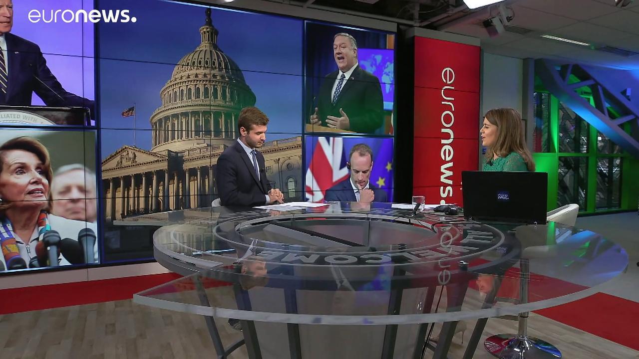 Joe Biden warns UK: No US trade deal if Irish peace deal becomes 'casualty of Brexit'