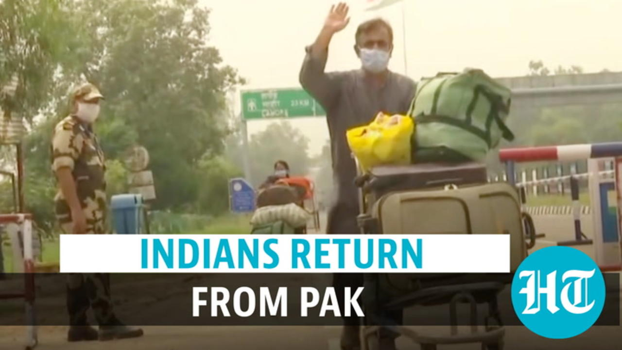 Indians return from Pakistan: 400 people stranded amid Covid lockdown back