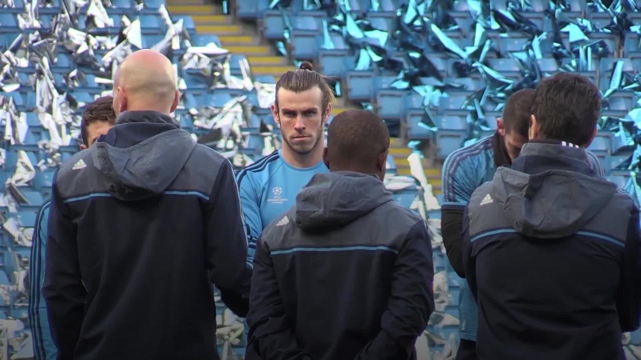 Tottenham confirm signing of Gareth Bale on a season-long loan
