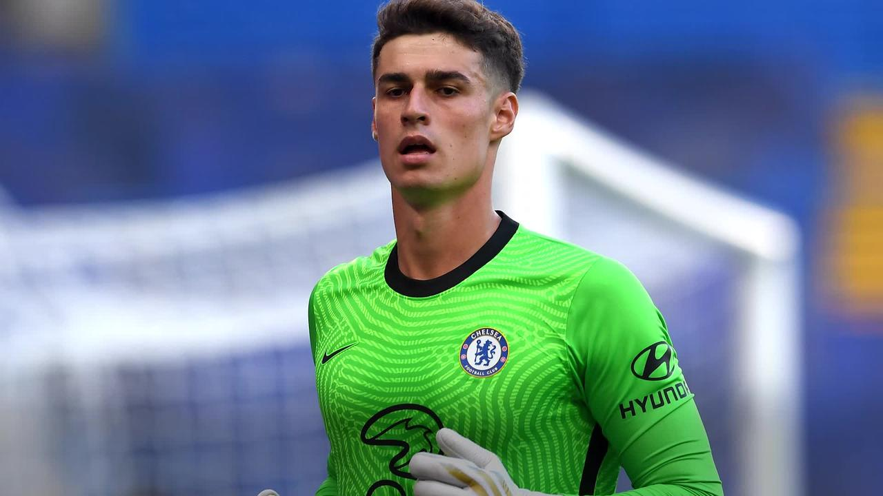 Frank Lampard vows to support Kepa Arrizabalaga after another costly mistake