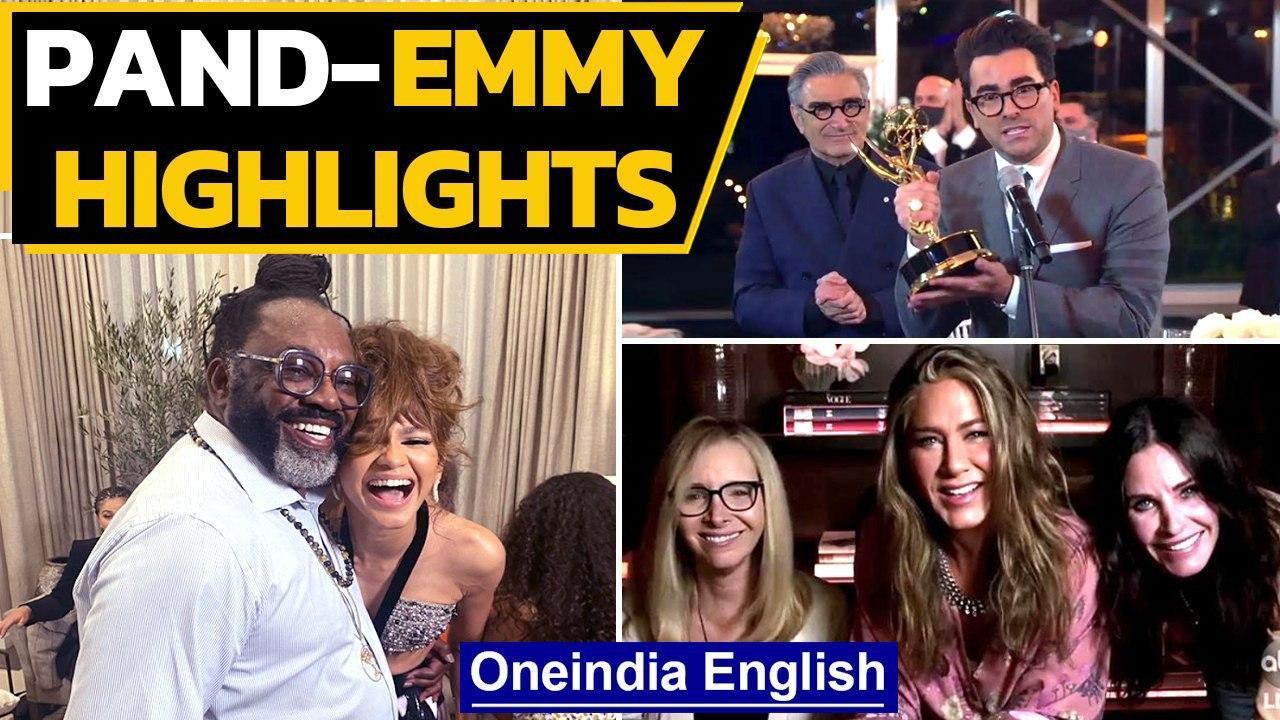 Emmy 2020: Jimmy Kimmel hosts, Succession, Schitt's Creek, Watchmen win big | Oneindia News