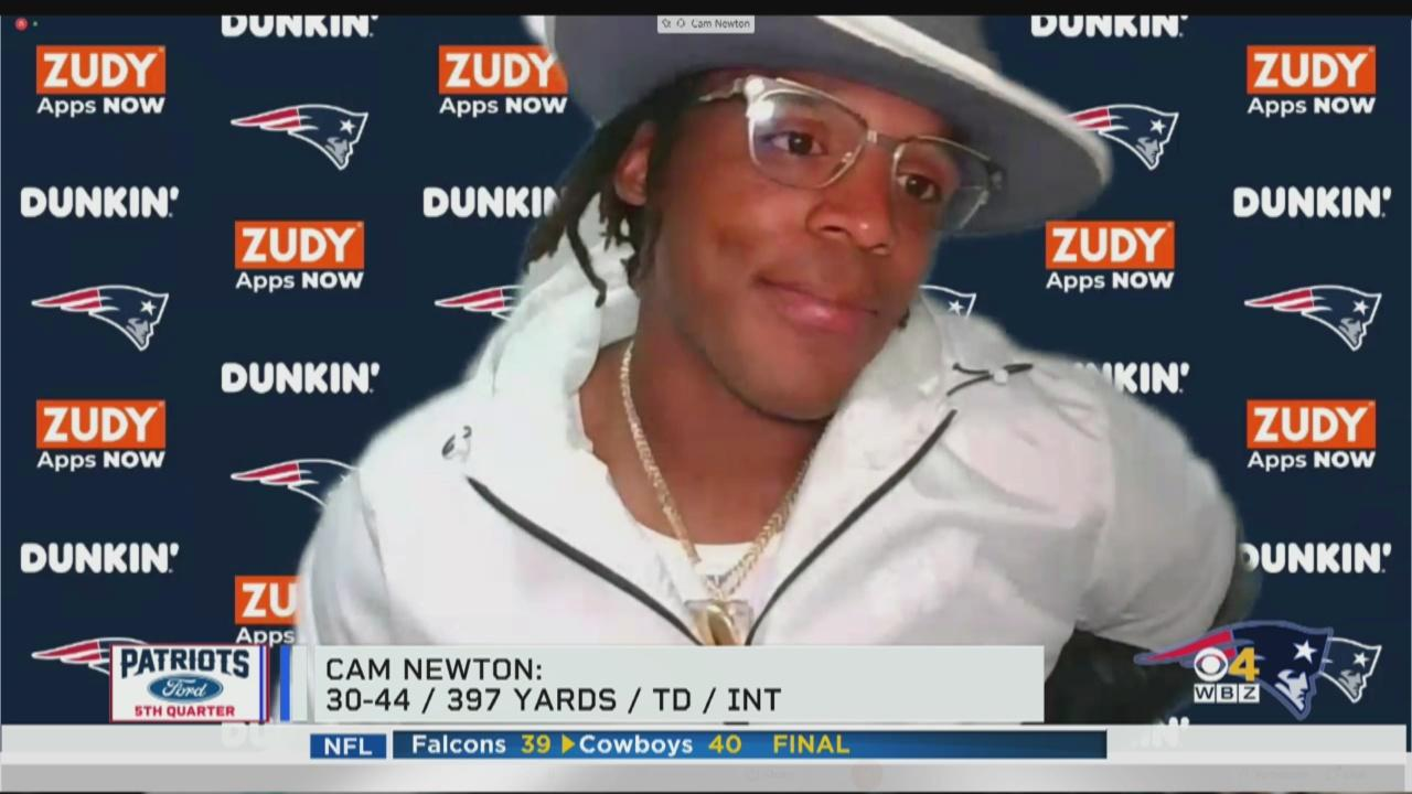 Cam Newton After Loss: 'This Is A Disgusting Taste In My Mouth'