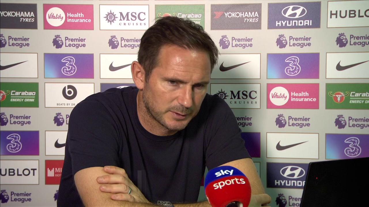 Lampard: Kepa has to stay strong