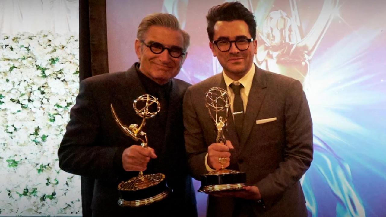 Schitt's Creek, Watchmen & Succession dominate virtual Primetime Emmys
