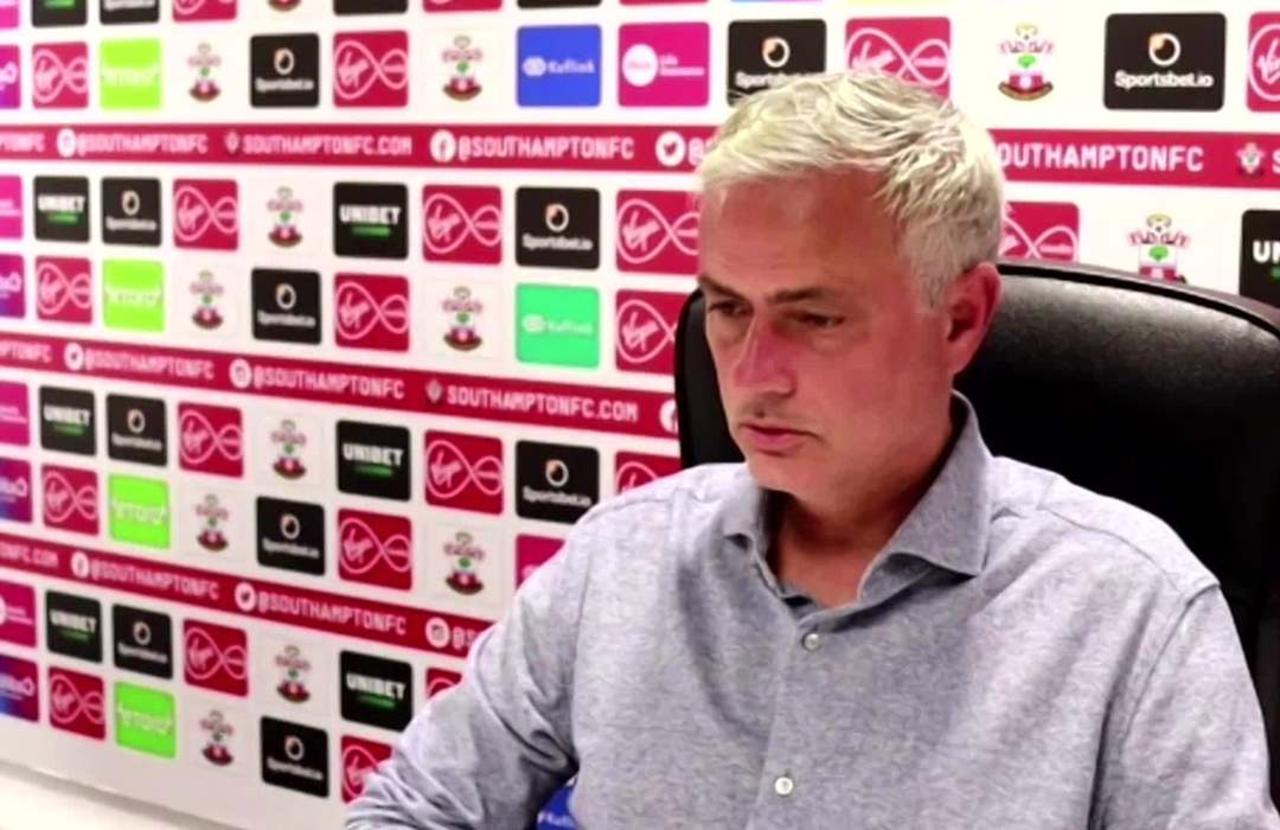 Mourinho says Bale's motivation is high on his return to Spurs