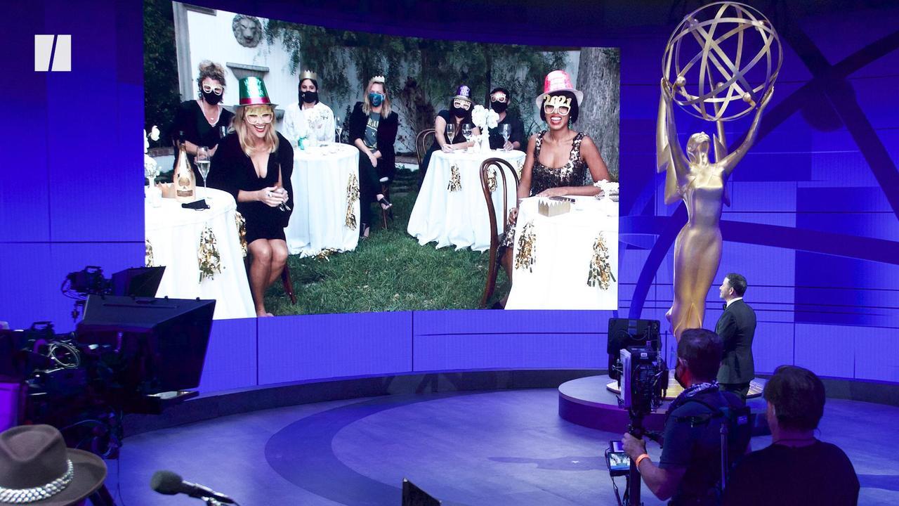 Notable Wins At Virtual 'Pand-Emmys'