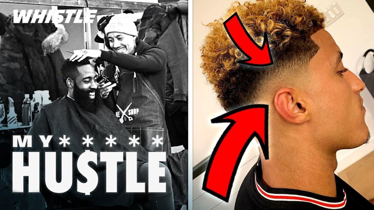 World's BEST Barber? | He's Cut LEBRON JAMES, Kyle Kuzma & Ben Simmons!