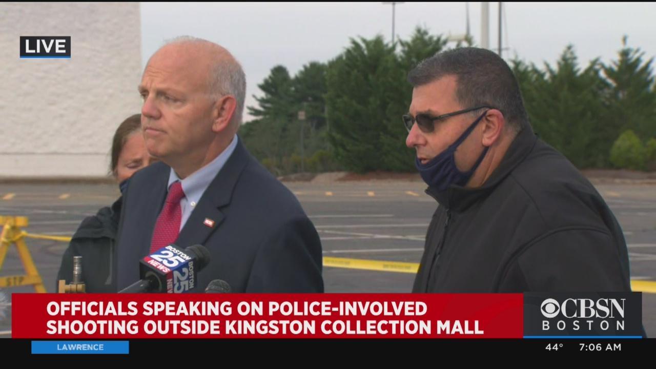 Bristol County DA Tim Cruz On Police-Involved Shooting In Kingston