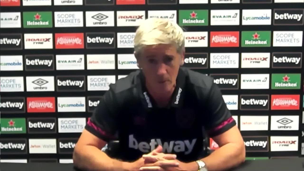 Alan Irvine explains moment West Ham received positive covid results