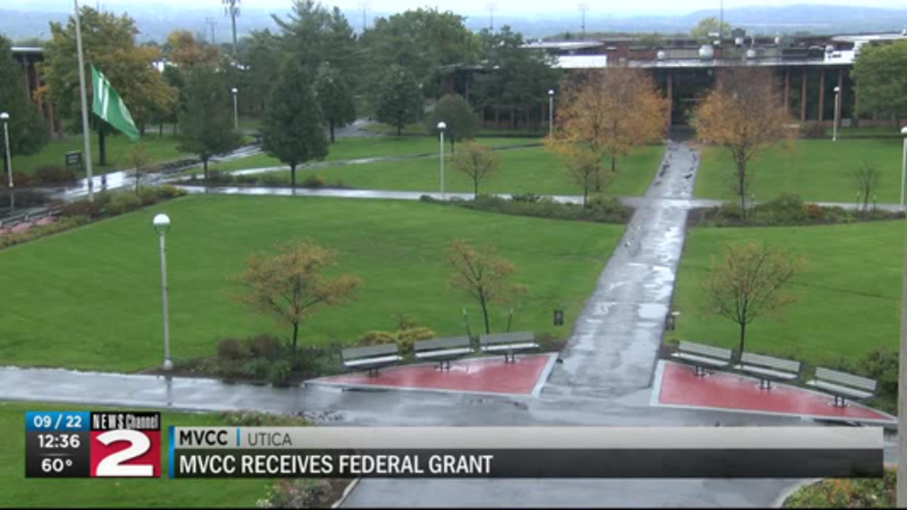 MVCC gets federal grant
