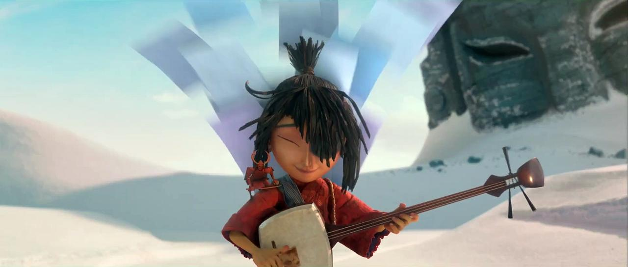 Kubo and the Two Strings movie clip - Playing Around