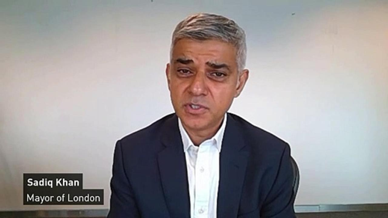 Mayor of London says police officer death is 'heartbreaking'