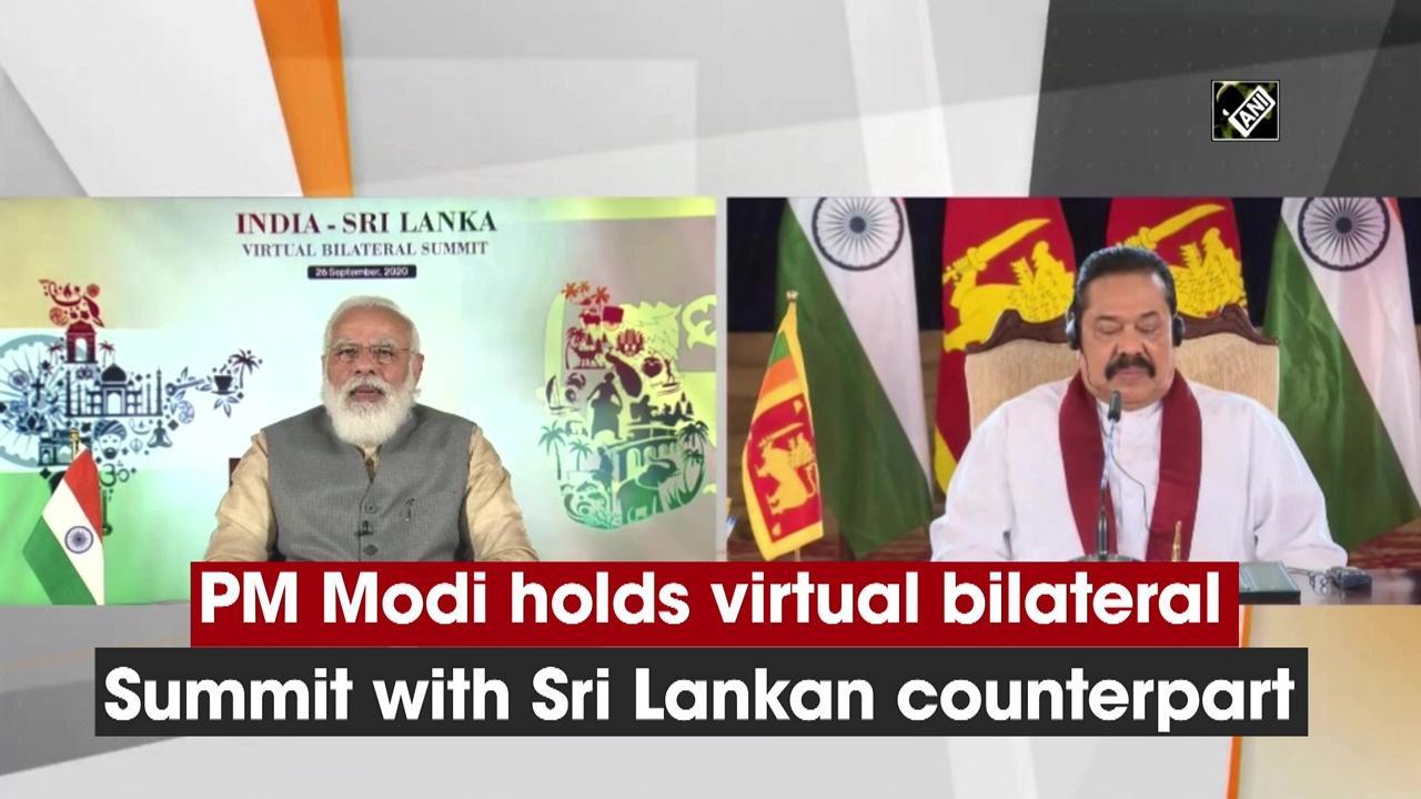 News video: PM Modi holds virtual bilateral Summit with Sri Lankan counterpart