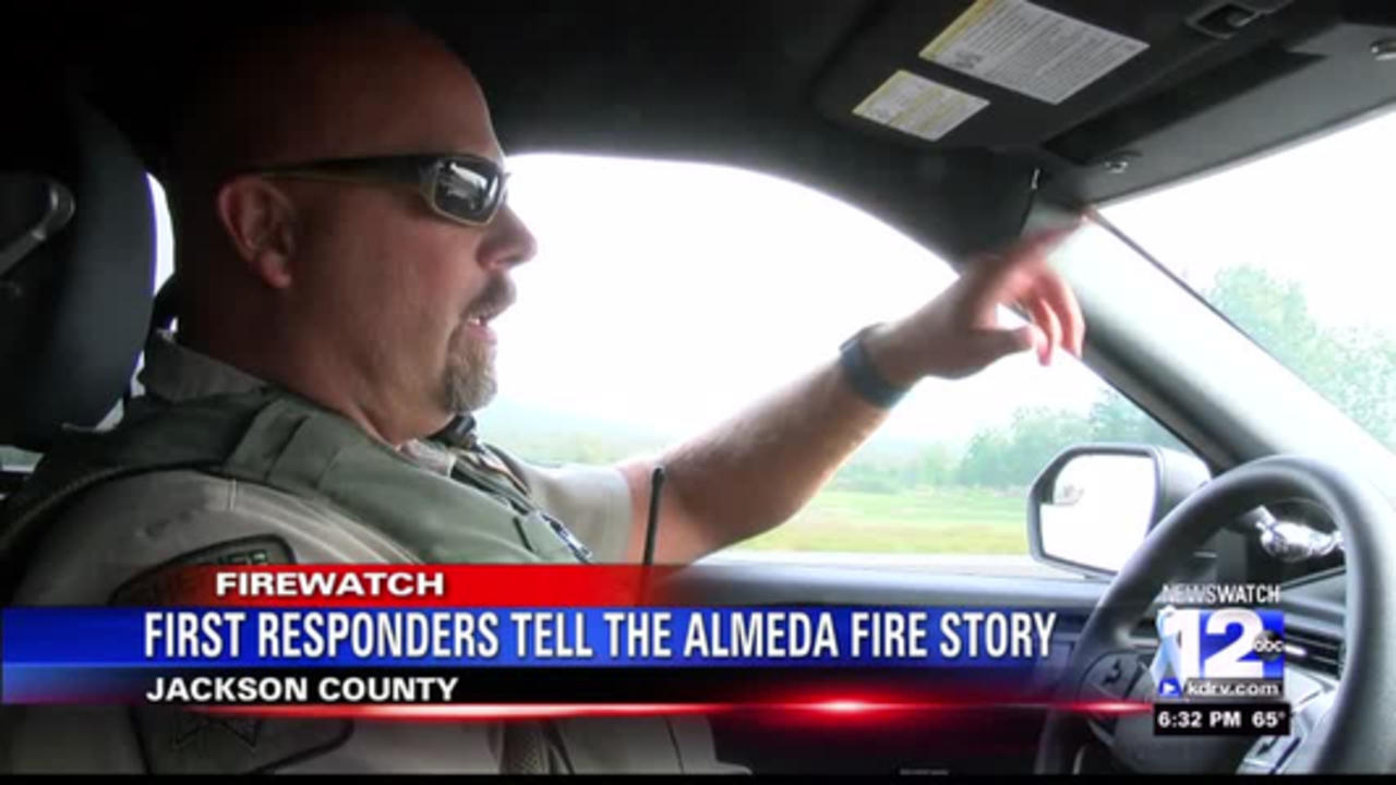 First responders tell the Almeda Fire story