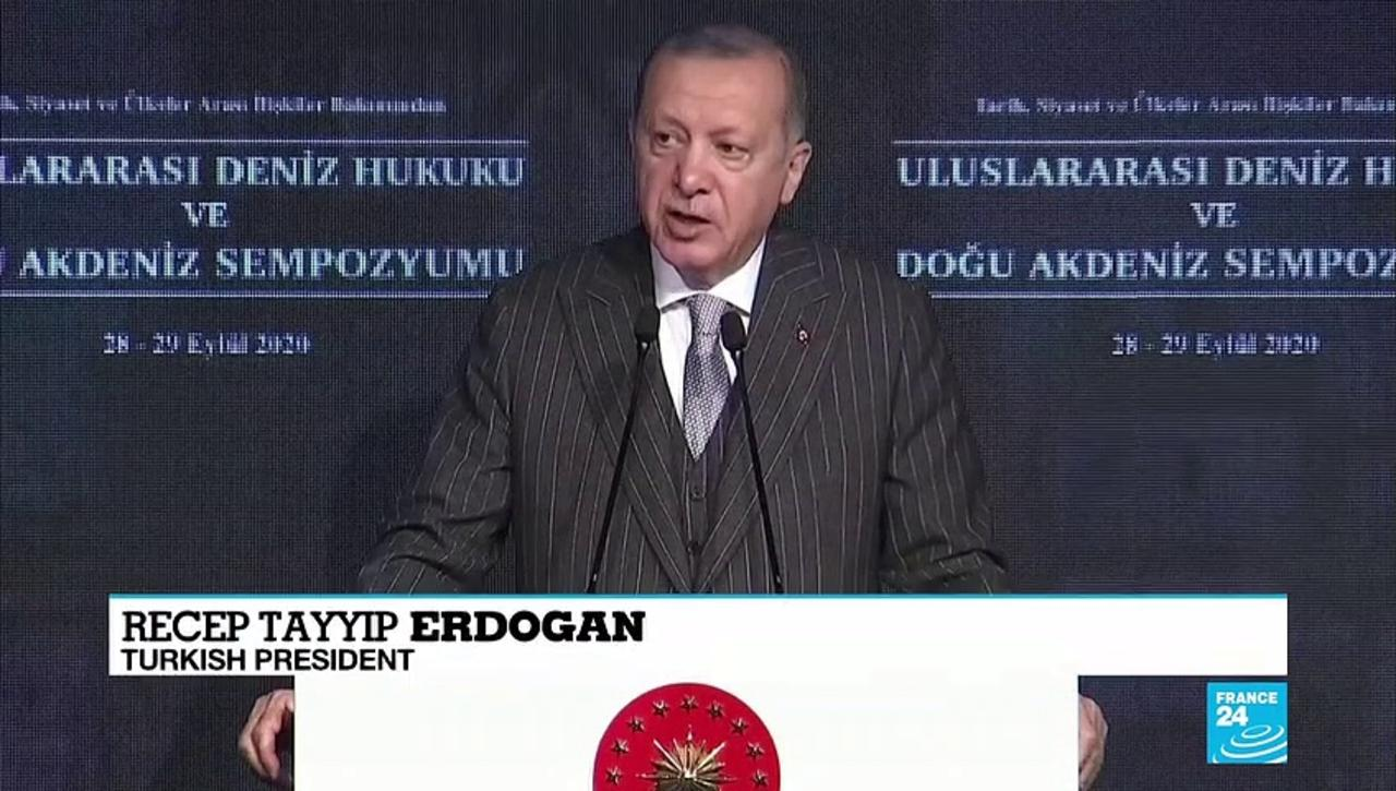 Erdogan tells Armenia to end 'occupation' of Nagorno-Karabakh
