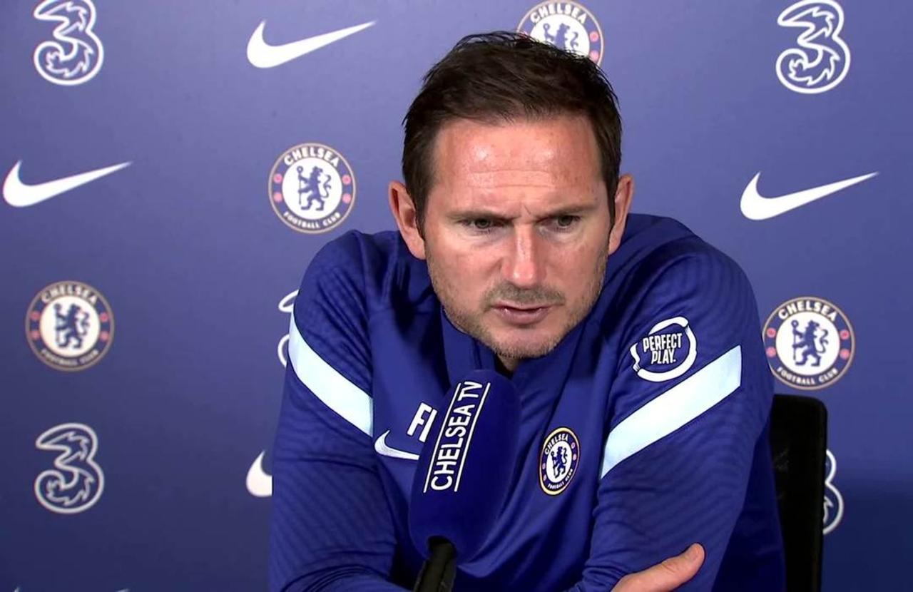 Lampard jumps to Kepa defence, says Kepa not leaving Chelsea