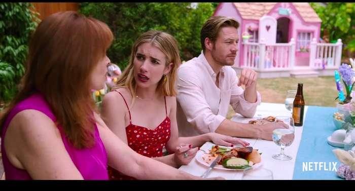 Holidate Movie - Emma Roberts, Luke Bracey - One News Page VIDEO