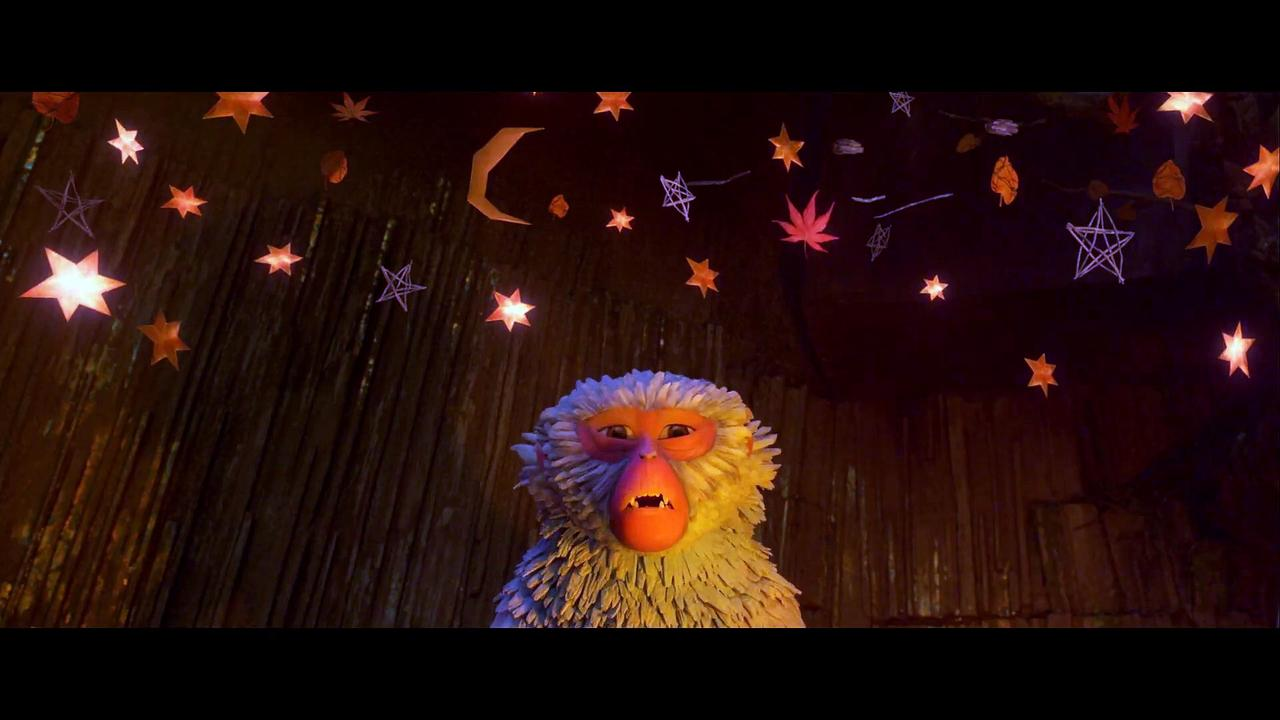 Kubo and the Two Strings movie clip - Falling in Love