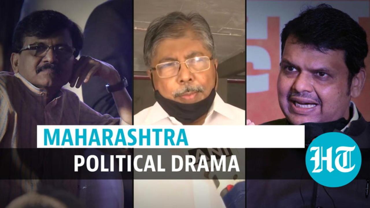 Maha govt will fall, then polls: BJP neta's 'analysis' amid Sena meet rumours