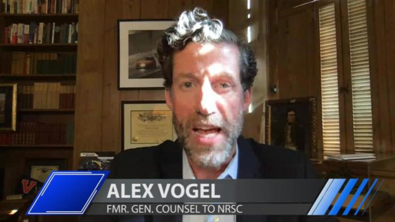 Alex Vogel weighs in on the fight to replace Justice Ruth Bader Ginsburg's seat
